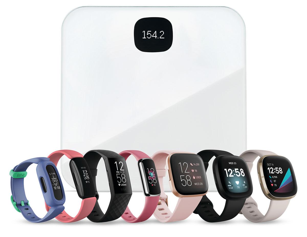 Fitbit family Q2 2021