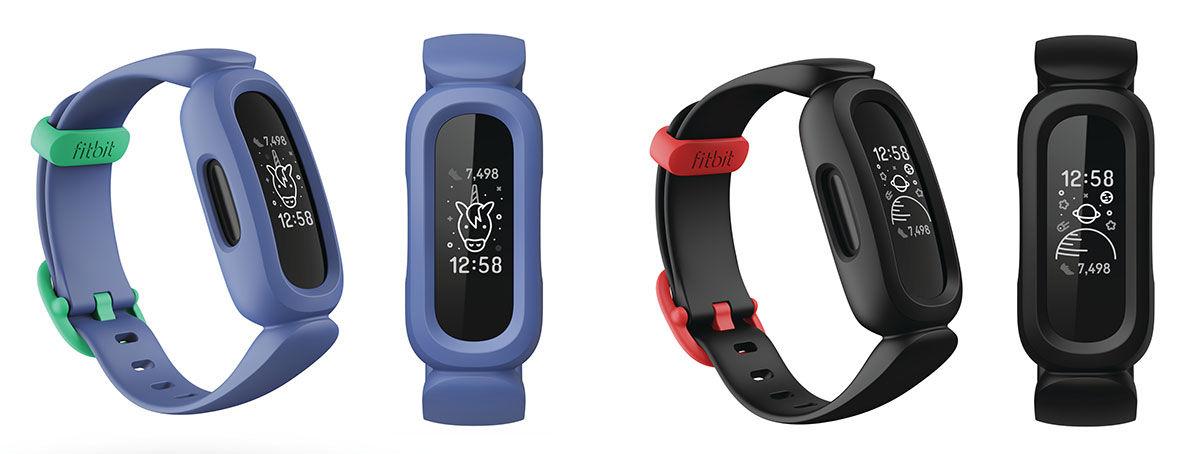Fitbit Ace 3 colours