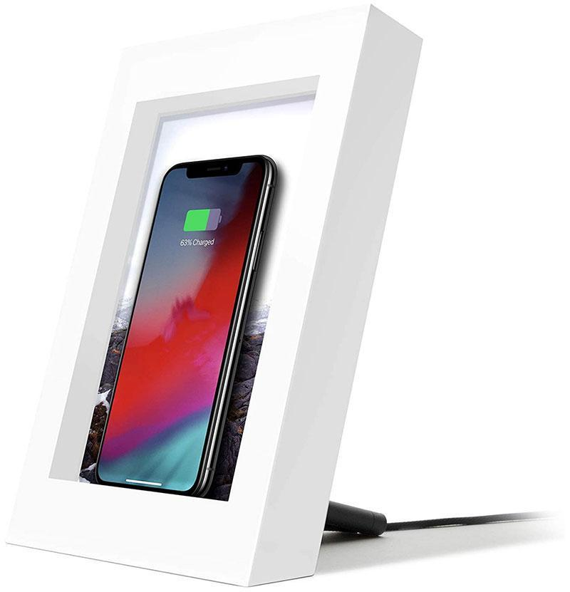 Twelve South PowerPic Wireless Phone Charger Frame