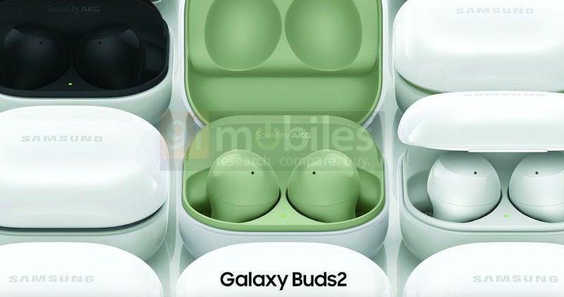 Galaxy Buds 2 colores