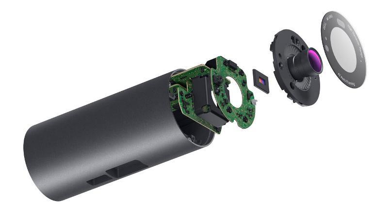 Lente de cámara web Dell UltraSharp