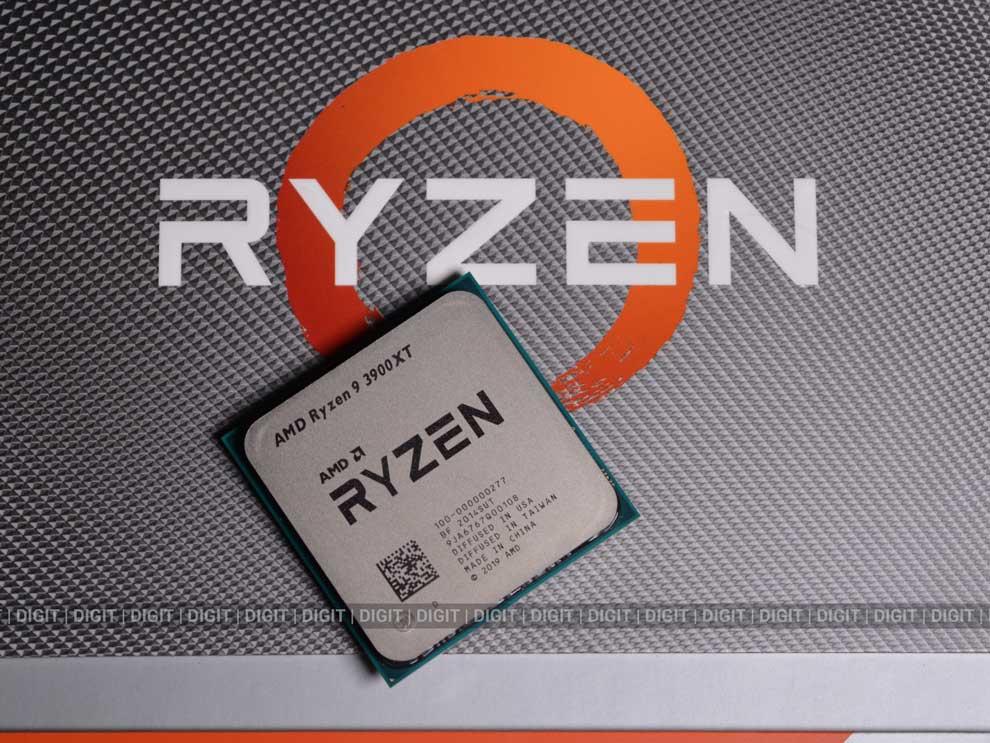 Procesador de escritorio AMD Ryzen 9 3900XT Revisión de la placa base para juegos