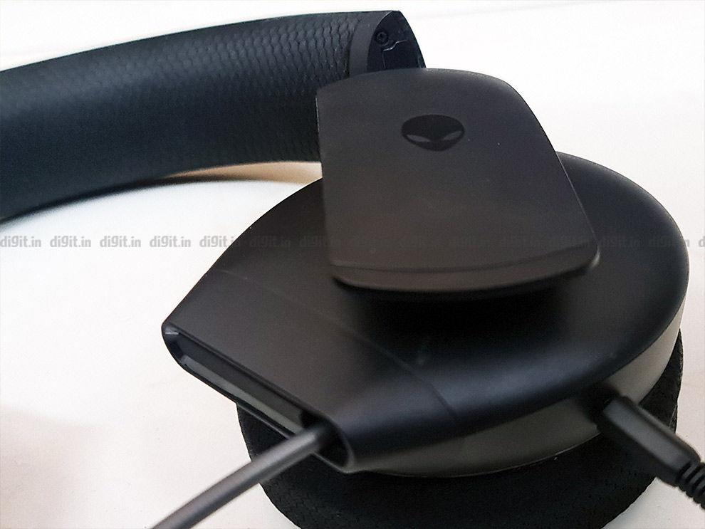 Auriculares para juegos Alienware 310H