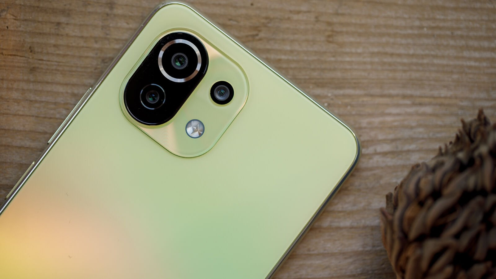 Xiaomi Mi 11 Lite 5G camera
