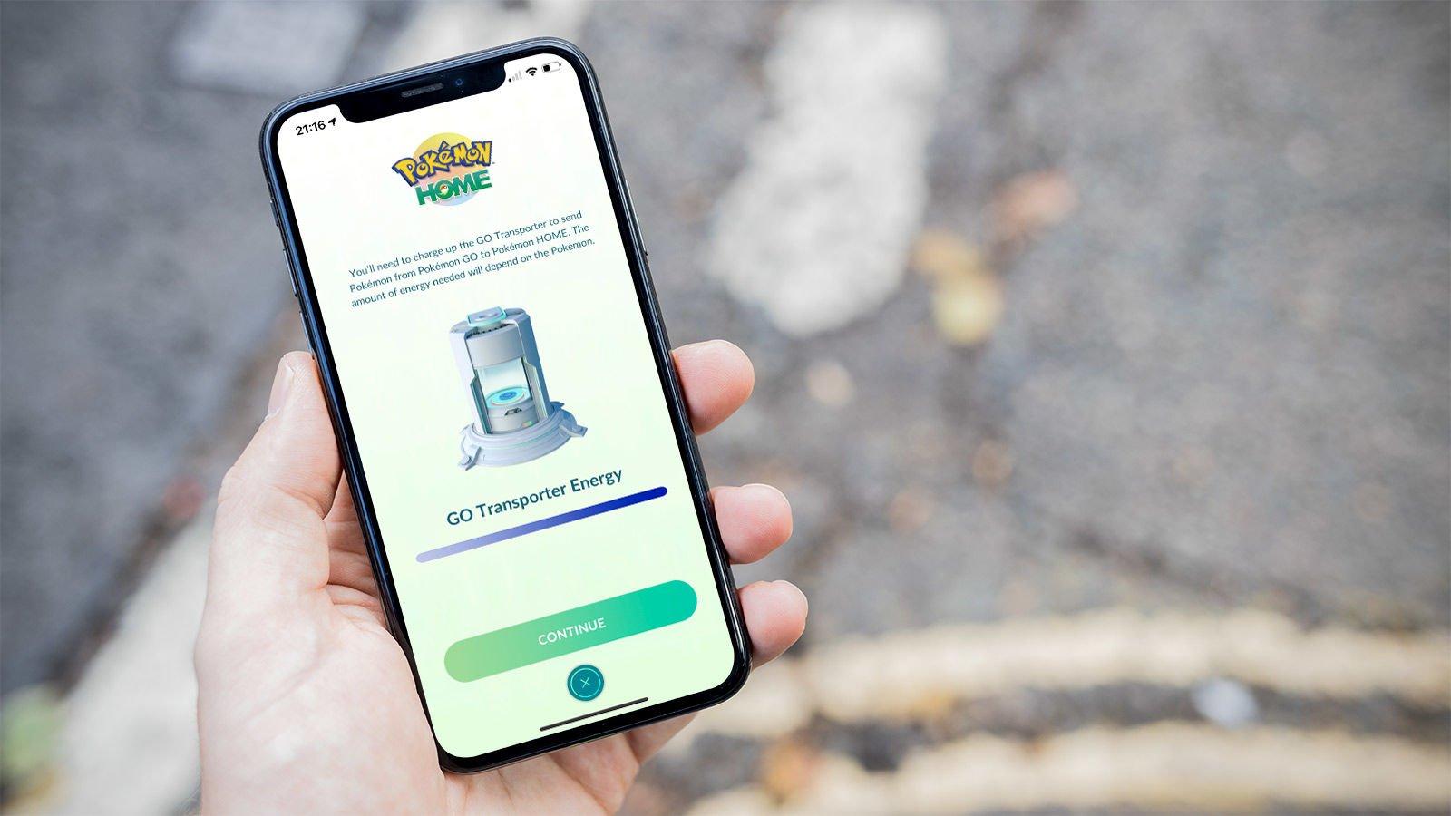 Cómo obtener Mystery Box de Pokémon HOME