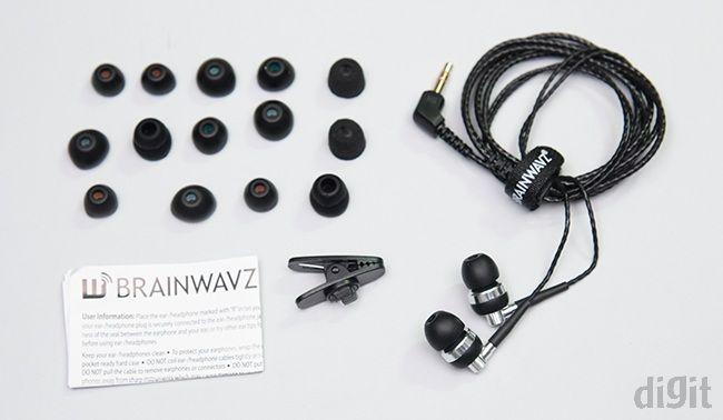 Accesorios Brainwavz M2