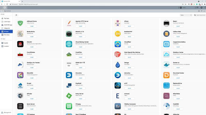 Con 150 aplicaciones para elegir, la mayoría de los requisitos están cubiertos