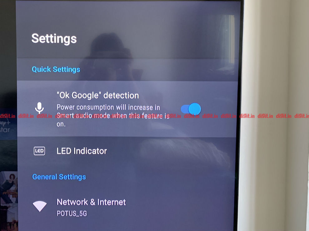 You can control the TCL C715 by using your voice.