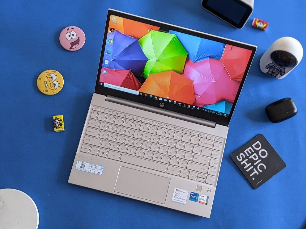 HP Pavilion laptop 13 is reliable for day-to-day usage.