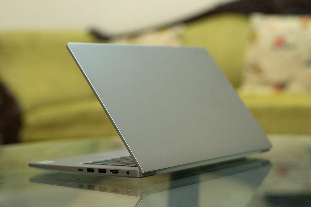 Construcción y calidad de Xiaomi Mi NoteBook 14 Horizon Edition