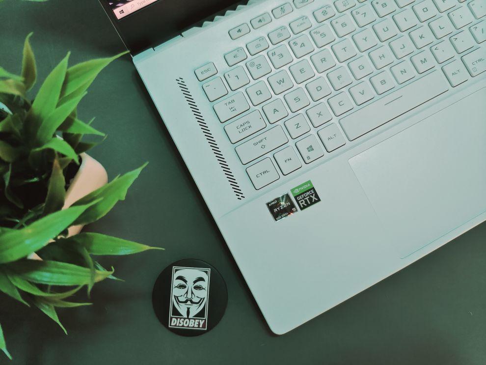 ROG Zephyrus G15 Keyboard