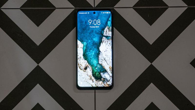 Poco M3 Pro 5G screen