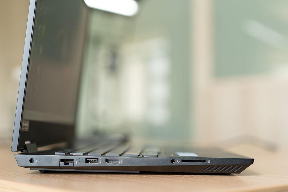 HP Omen 15 is a beautifully built laptop