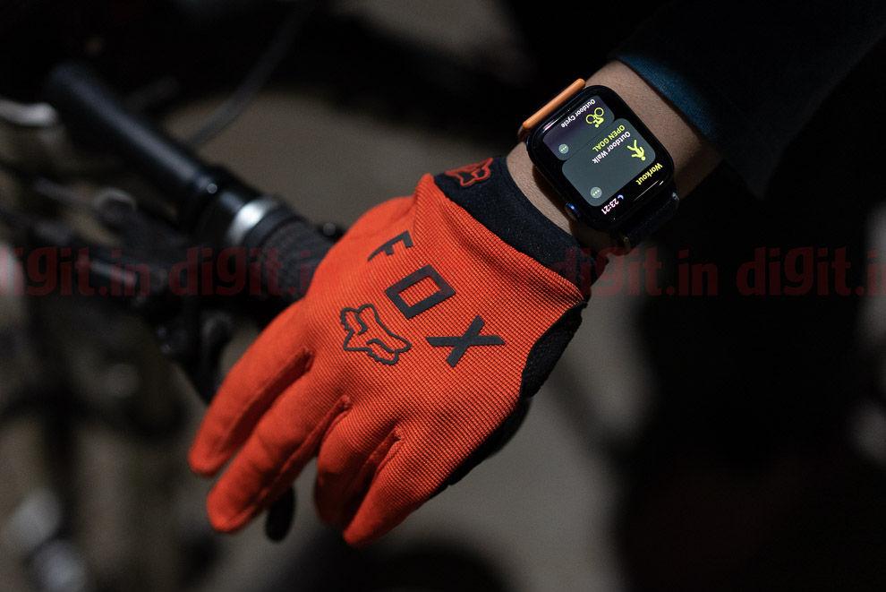 El Apple Watch Series 6 es un dispositivo de seguimiento de actividad física de muñeca bastante preciso.
