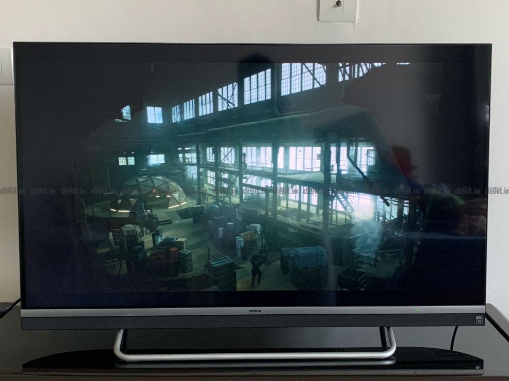 Contenido Dolby Vision en el televisor Nokia de 43 pulgadas
