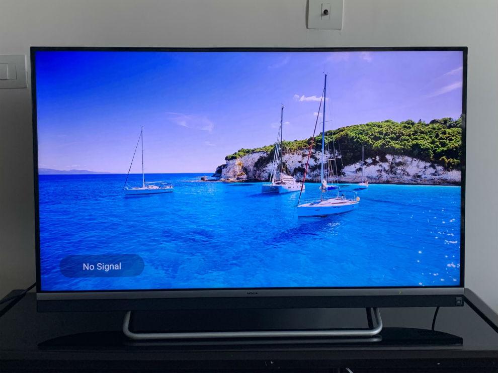 El televisor Nokai de 43 pulgadas tiene una pantalla 4K