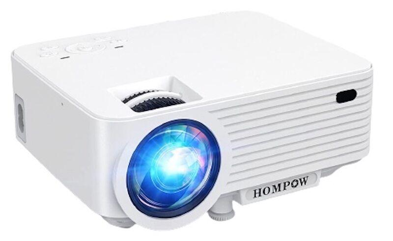 Proyector Hompow