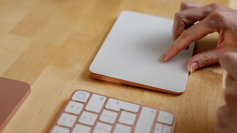 iMac 2021 M1 Magic Trackpad