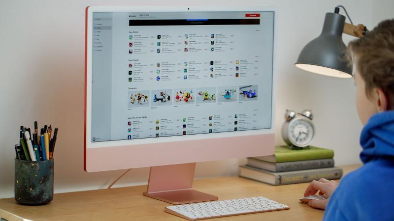 iMac 2021 M1 apps
