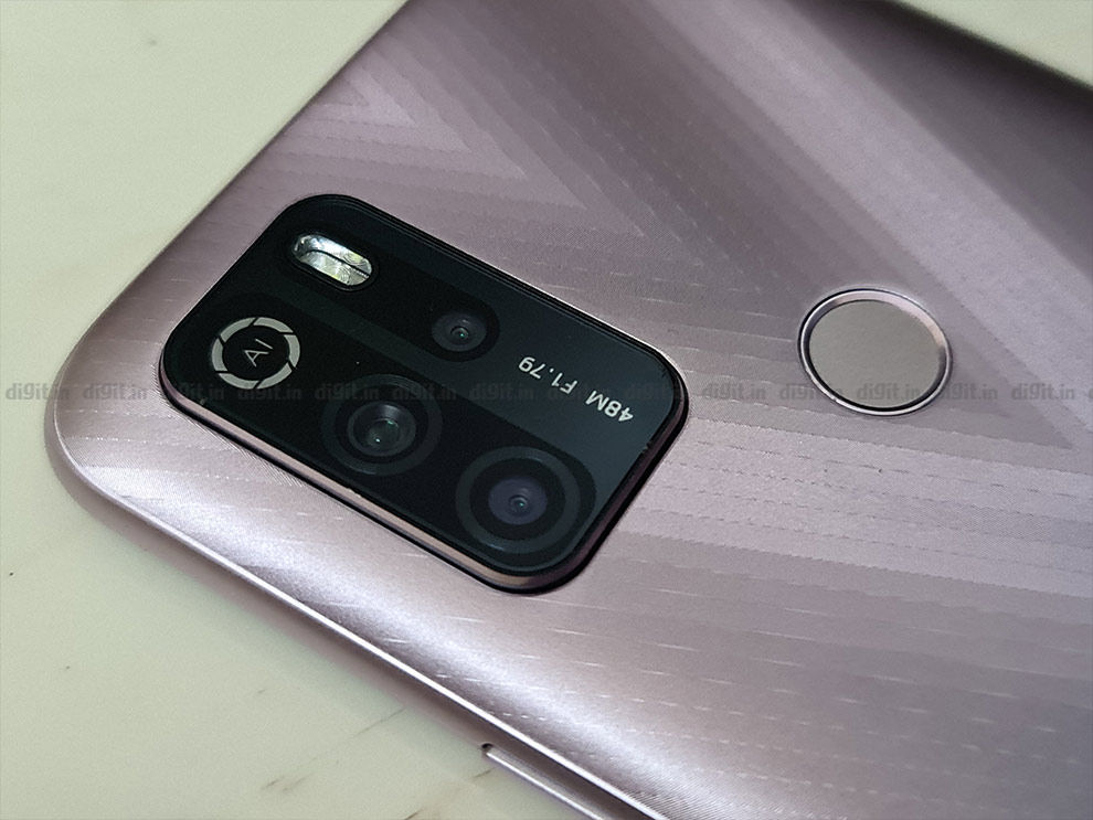 Micromax In 1 camera
