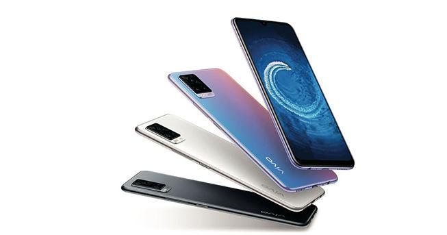 Vivo V21 5G se convertirá en uno de los teléfonos 5G más delgados del mercado