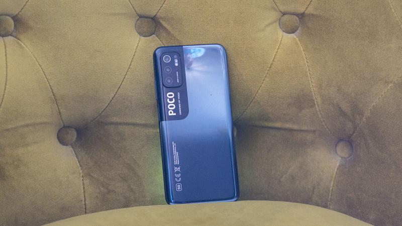 Poco M3 Pro 5G design