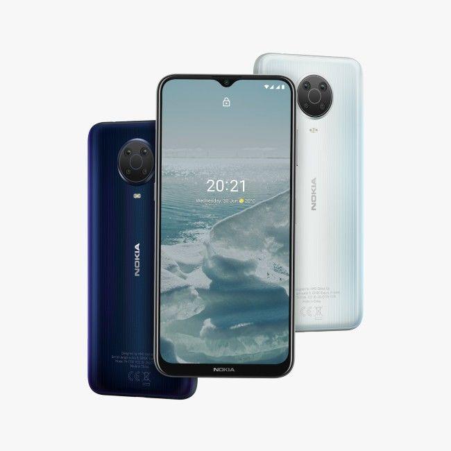 Especificaciones, disponibilidad y precios de Nokia G20