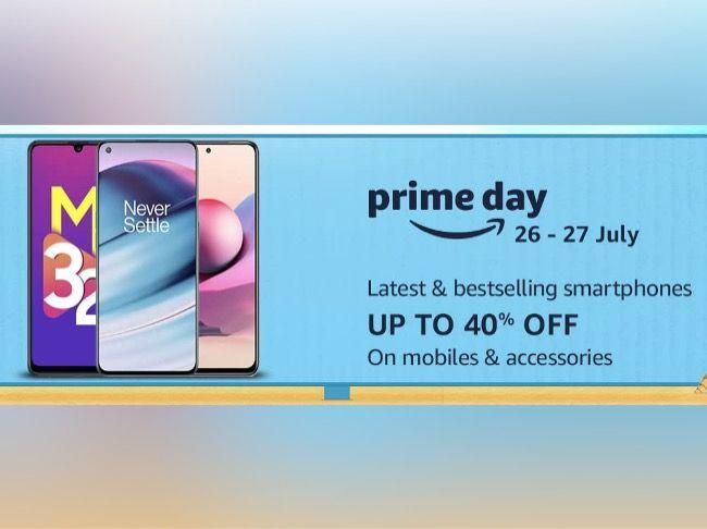 El Amazon Prime Day 2021 está programado para celebrarse del 26 al 27 de julio y es el espectáculo de compras anual de dos días de Amazon India.