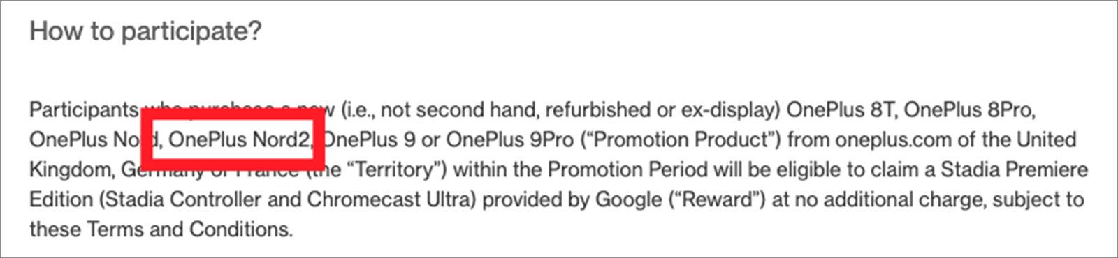 Fuga de nombre OnePlus Nord 2    Fuente: policía de Android