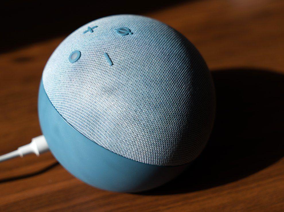 Revisión de Echo Dot 4th Gen