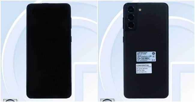 Certificación TENAA filtrada del Samsung Galaxy S21 FE