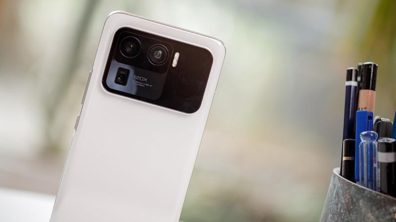 Xiaomi Mi 11 Ultra camera module