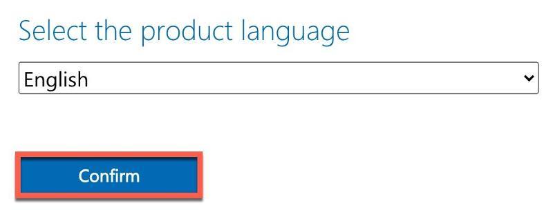Archivo ISO de Windows 11