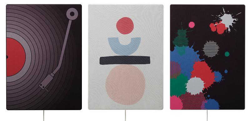 Diseños de marcos de fotos Ikea Sonos Symfonisk