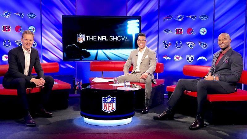Programa de la BBC NFL