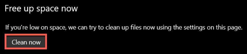 Windows 10 eliminar Windows.old