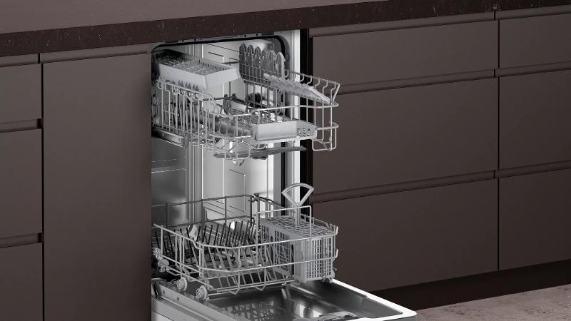 Lavavajillas integrado Neff N50 slimline