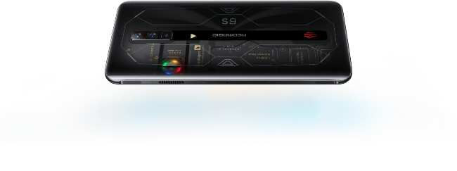 Especificaciones del RedMagic 6S Pro