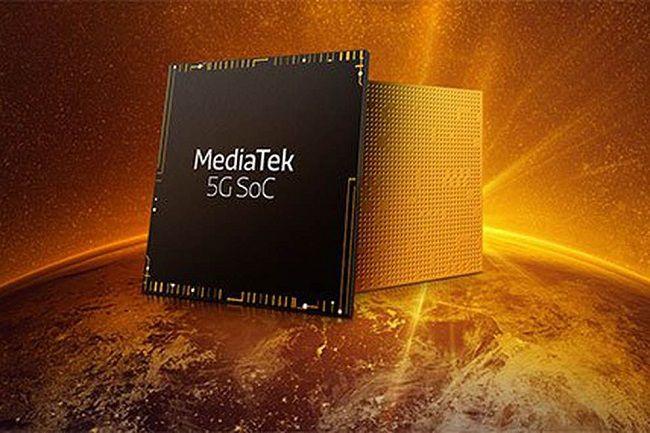 Nuevo chip Mediatek Dimensity