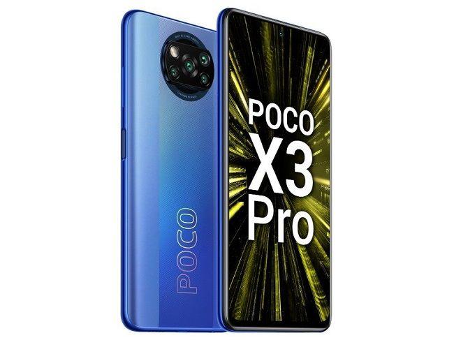 Especificaciones y características de POCO X3